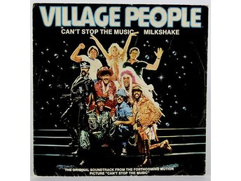 Village People - Can't stop the music ADS642