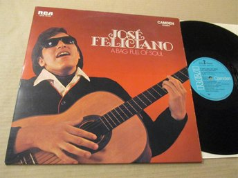 "Jose Feliciano ""A Bag Full Of Soul"""