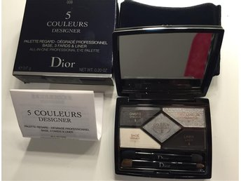 Dior 5 Couleurs Designer all in one professionl palette Base&Liner&shadows #008
