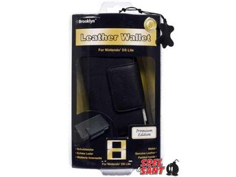 Brooklyn DS Lite Leather Wallet Premium Edition - Norrtälje - Brooklyn DS Lite Leather Wallet Premium Edition - Norrtälje