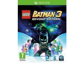 Lego Batman 3 inplastat! Lägsta butikspriset är 229kr! - Stockholm - Lego Batman 3 inplastat! Lägsta butikspriset är 229kr! - Stockholm