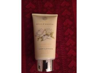 Body lotion, Belle & whistle