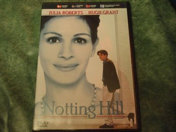 Notting Hill - Julia Roberts, Hugh Grant