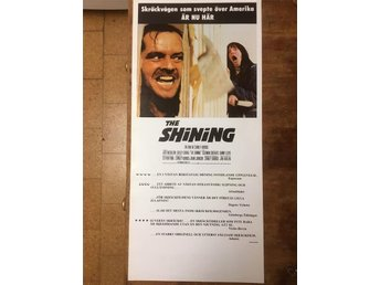 The Shining stolpaffisch