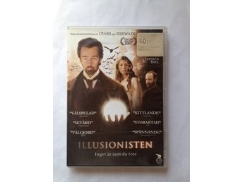 DVD - Illusionisten