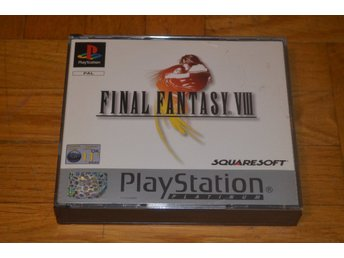Final Fantasy VIII  8 - Playstation PS1