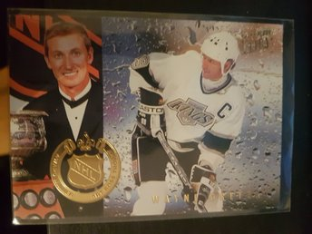 1994-95 Ultra Award Winners #5 Wayne Gretzky Kings - Torshälla - 1994-95 Ultra Award Winners #5 Wayne Gretzky Kings - Torshälla