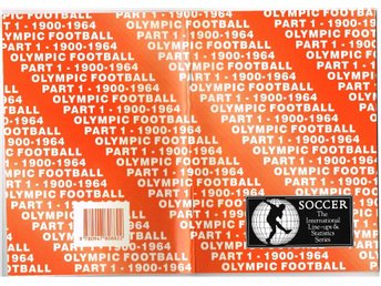 OLYMPIC FOOTBALL Part 1-2 1900-1996 Line-ups & Statistics