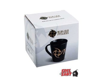 Ninjas in Pyjamas Mug NIP Star
