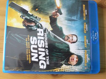 BLU-RAY  HOUSE OF THE RISING SUN