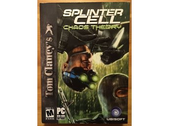 Splinter Cell: Chaos Theory (PC NY!)