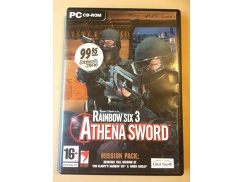 Rainbow six 3 - Athena sword - PC