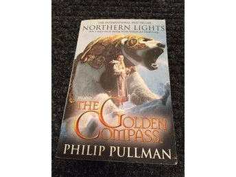 Engelsk bok The Golden Compass