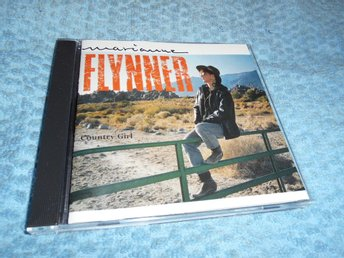 Marianne Flynner - Country Girl (CD) 1993 NM/VG+