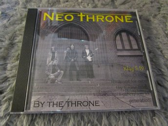 NEO THRONE - BY THE THRONE - CD
