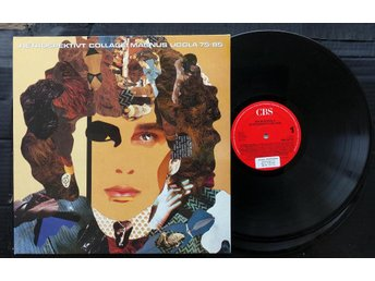 "Magnus Uggla - Retrospektivt Collage 1975-85. LP+12"" Maxi."