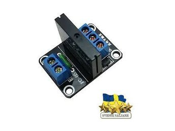 5V 240V 2A 1-Channel High Level Trigger Solid State Relay SSR Module