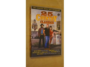 25COUNTRY CLASSICS (DVD)