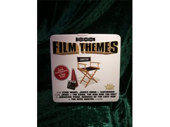 Essential Film Themes (3st CD i plåtbox)