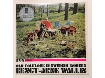 Bengt- Arne Wallin - Old folklore in Swedish modern