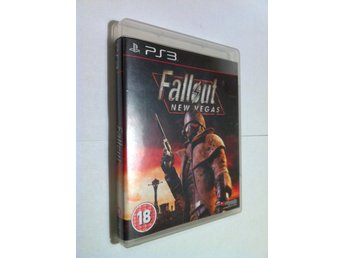 PS3: Fallout New Vegas