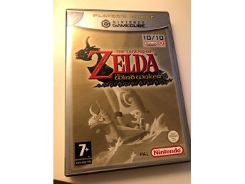 The Legend of Zelda - the Wind Waker (gamecube)