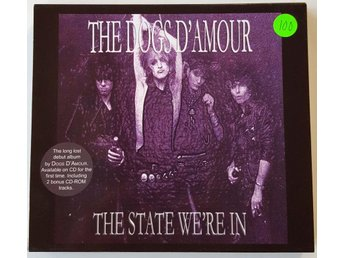 THE DOGS D`AMOUR - THE STATE WE´RE IN
