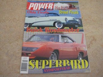 POWER NR 5 2001     BUICK ROADMASTER,CHEVA C10 -65, M.M