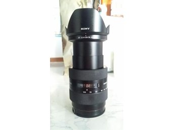 Sony DT 16-105 mm f3,5–5,6