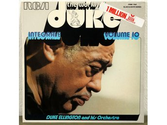 LP Duke Ellington Integrale volume 10