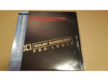 DOLBY SURROUND - THIS IS PRO-LOGIC JAPAN LD