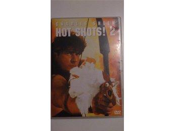 Hot Shots! 2 - Charlie Sheen, Lloyd Bridges, Valeria Golino - Kungshamn - Hot Shots! 2 - Charlie Sheen, Lloyd Bridges, Valeria Golino - Kungshamn