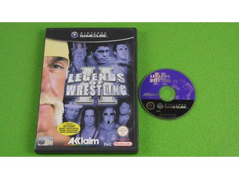 Legends of Wrestling 2 ENGELSK UTGÅVA GameCube Game Cube