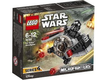 LEGO Star Wars - TIE Striker Microfighter 75161