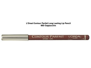 L'Oreal Contour Parfait Long Lasting Lip Liner Pencil- 653 Cappuccino