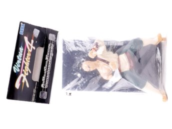 Virtua Fighter 4 Collection Lei-Fei Action Figure (2001,2002) + Original Bag -