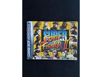 Manual super street fighter 2