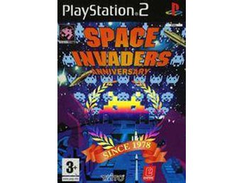 Space Invaders Anniversary - Playstation 2 PS2