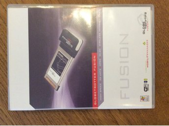 Globetrotter Fusion (HIGS SPEED 3G UMTS, GPRS, WLAN) Wireless internet card
