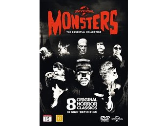Monsters DVD collection (8 DVD)