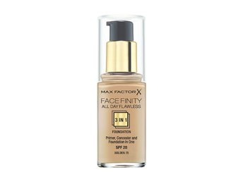 Max Factor Face Finity All Day Flawless 3in1 Foundation Golden  -75