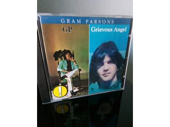 GRAM PARSONS - GP + Grievous Angel CD
