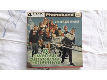PHONOBAND  THE MAJOR SINGER A SWEDISH- AMERICAN CHRISTMAS EUROPA FILM