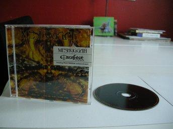 Javascript är inaktiverat. - Farsta - CD, Nuclear Blast, år 2002: https://www.discogs.com/Meshuggah-Nothing/release/... Mycket fint skick på CD:n. Jag kan skicka Jewelcase-CD utan plastasken för 18 kr om så önskas. Betalning till mitt Nordeakonto senast 7 dagar efter auktionens  - Farsta