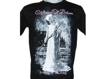 T-SHIRT: CHILDREN OF BODOM  (Size S)