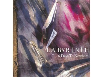 Labyrinth -6 Days To Nowhere cd S/S  Progressive power metal