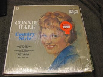 CONNIE HALL--Country Style