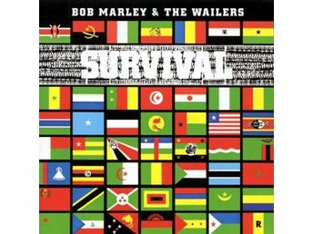 Marley Bob: Survival 1979 (Rem) (CD)