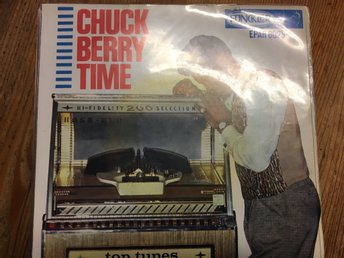 Chuck Berry Time EP