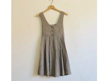 fee6c3659a9b Retro klänning, XS. 60-tal. (346815540) ᐈ Köp på Tradera